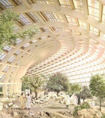 FOTO-PRIČA: Oman dobija najveću botaničku baštu na svetu