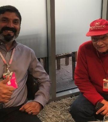 Priče iz pustinje: Novosađanin u društvu ikona Formule 1