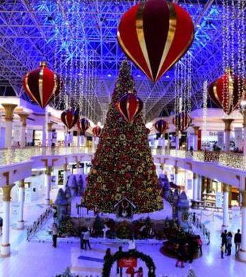 Stiže Nova godina: Pretpraznična atmosfera širom Emirata