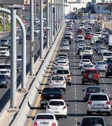 Abu Dabi: Nova godina - novo ograničenje brzine