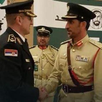 Srbija i Emirati: Unapređenje policijske saradnje