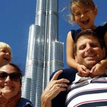 Priče iz pustinje: Porodični raj u Abu Dabiju (VIDEO)