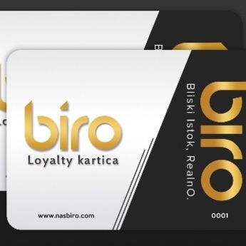 Loyalty BIRO program: Plaćajte manje gde god da ste!