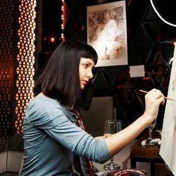 Priče iz pustinje: Vinorel umetnice iz Srbije očarao šeike