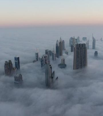 Vremenska prognoza: Gusta magla smanjuje vidljivost