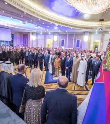 Proslava Dana državnosti Srbije u Emiratima