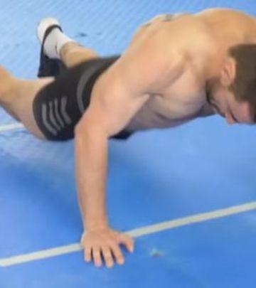 Jači od marinaca: Jagodinac oborio Ginisov rekord! (VIDEO)