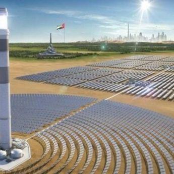 Vladar Dubaija pokrenuo solarni projekat za 270.000 domova