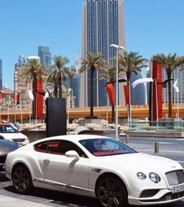 Dubai: Od jula obavezna zamena registarskih tablica