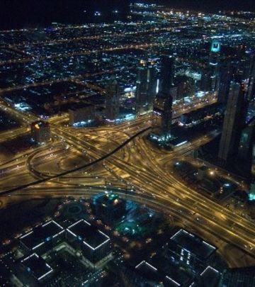 Otvoren novi most u Dubaiju