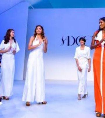 Revije evropskih dizajnera na Nedelji mode u Rijadu (FOTO)