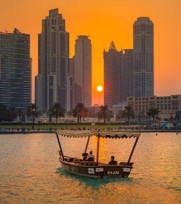 Od pustinje do metropole: Dubai od 1960. do 2021. (VIDEO)