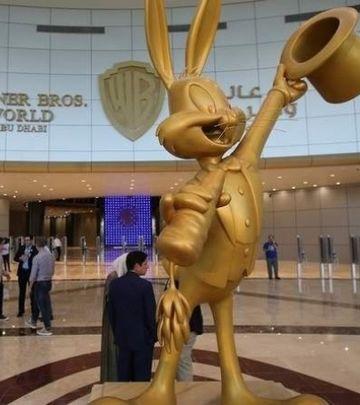 Abu Dabi: Super heroji u tematskom parku Warner Bros