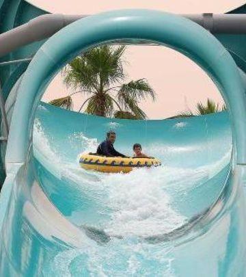 Opuštanje i zabava: Novi vodeni park Laguna u Dubaiju