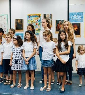 Dubai Školica: Priredba povodom završetka školske godine