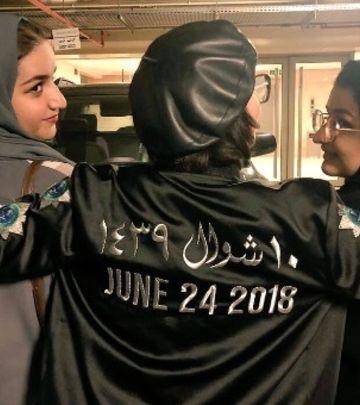 FOTO-PRIČA: Istorijski dan za žene u Saudijskoj Arabiji