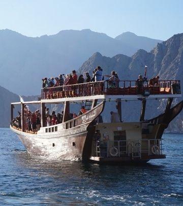 Život u Omanu u 30 slika