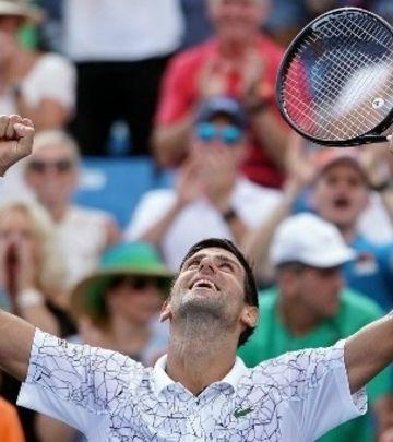 TRIJUMF: Zlatni Nole ispisao novu istoriju svetskog tenisa!