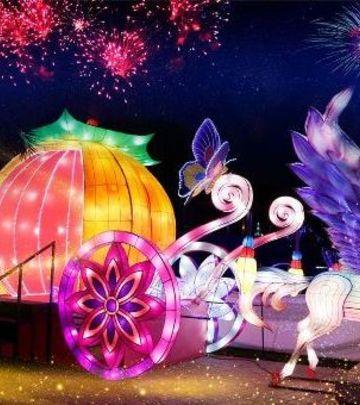 Fascinantni Dubai Garden Glow: Ko kaže da magija ne postoji?