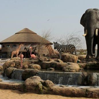 Novi stanari: Komodo zmaj i afrički slonovi u Safari parku