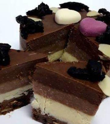 Zdrava poslastica: Sirova nutela torta