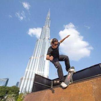 FOTO-PRIČA: Dubai grad fitnesa i zdravog života