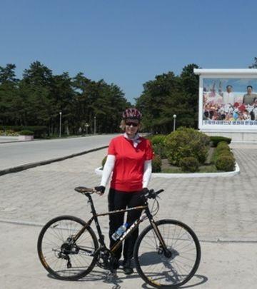 Nesvakidašnja avantura: Biciklom kroz Severnu Koreju (FOTO)