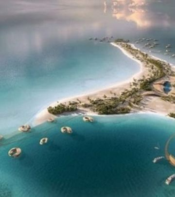Luksuzan odmor na saudijskim ostrvima (VIDEO)