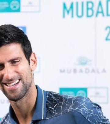 Turnir u Abu Dabiju: Novak u finalu Mubadala kupa (FOTO)