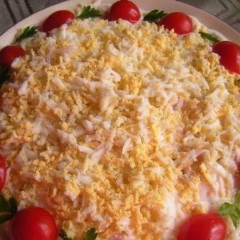 Ukus koji se pamti: Konjička salata
