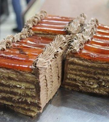 Kraljica trpeze: Originalni recept za DOBOŠ TORTU