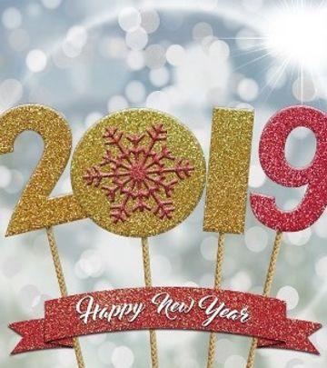 SREĆNA NOVA 2019: Neka vam se ostvare sve želje!