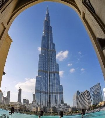Super-neboder – ponos Dubaija: Deveti rođendan Burdž Kalife