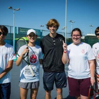 SPORT ZA SVE: Specijalne Olimpijske igre u Abu Dabiju