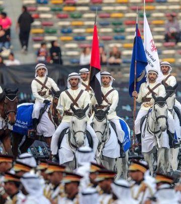 Abu Dabi: Ceremonija otvaranja Specijalnih Olimpijskih igara
