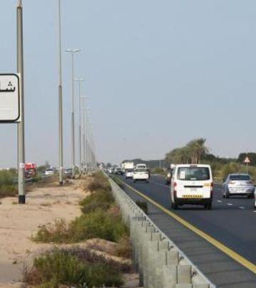 Dubai: Povećano ograničenje brzine na glavnom putu