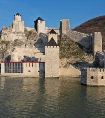 Golubačka tvrđava – biser Đerdapske klisure (VIDEO)