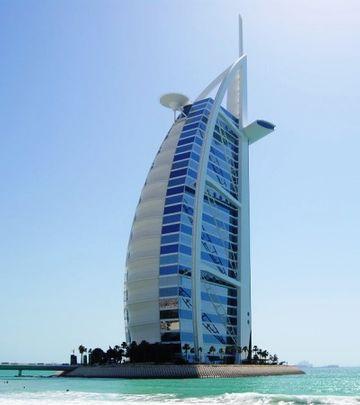 Luksuz bez premca: Arapska galija - ikona Dubaija