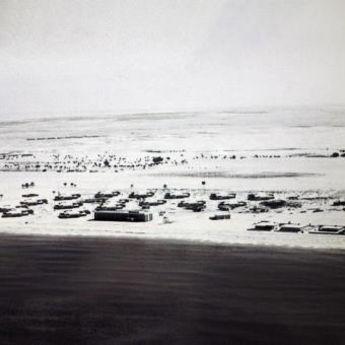 Transformacija za divljenje: Grad rođen iz peska (FOTO)