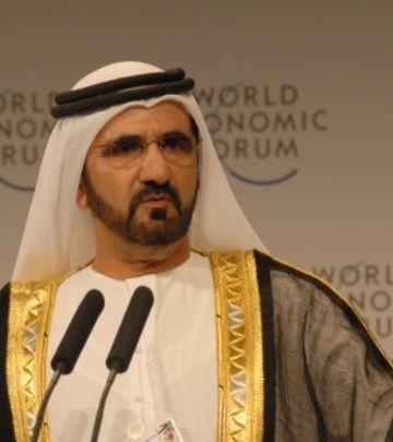 Javna kritika šeika Muhameda: Ovo nije naš nivo! (FOTO)