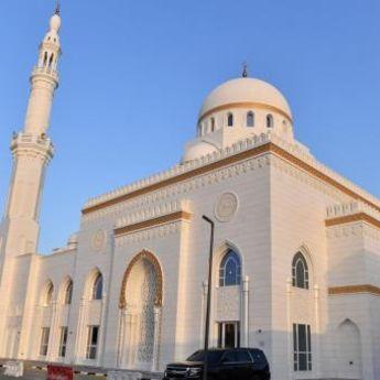 U Dubaiju otvorena džamija Šeik Rašid bin Muhamed (FOTO)
