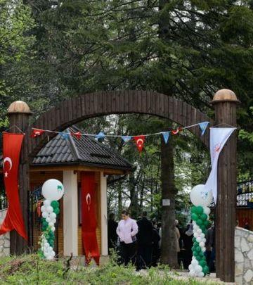 Park šume prijateljstva Bosne i Hercegovine i Turske
