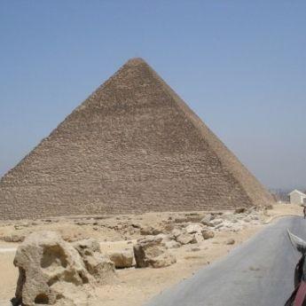 Blago Egipta: Zavirite u najveću piramidu na svetu (VIDEO)