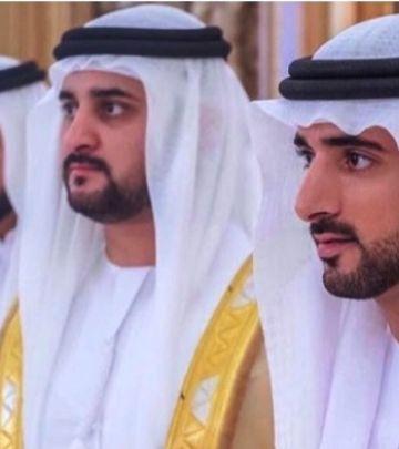 Porodično slavlje šeika Muhameda: Tri venčanja u jednom danu