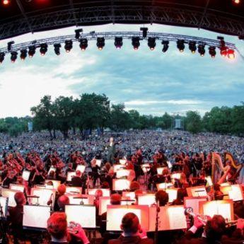 Spektakl na Ušću: Diznijeva fantazija uživo za 50.000 ljudi