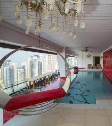 Najlepši pogled na grad: Penthaus u Dubai marini