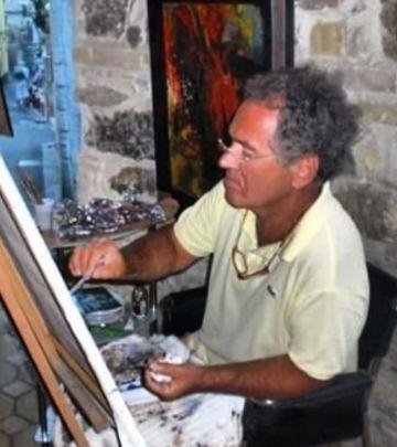 Fantastične slike srpskog umetnika na izložbi u Dohi (FOTO)