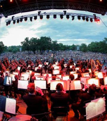 Septembarski piknik sa Beogradskom filharmonijom
