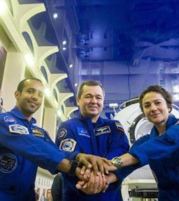 Prvi astronaut iz Emirata spreman za svemirsku misiju (FOTO)
