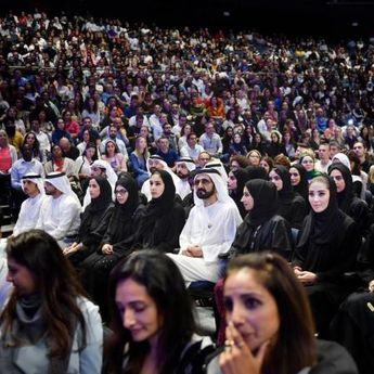 PUT DO USPEHA: Toni Robins u Dubaiju inspirisao 10.000 ljudi